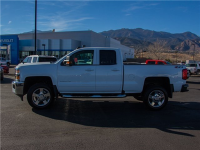 2018 Silverado 2500 Extended Cab 4x4 Pickup #X5275 - photo 5