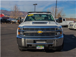 2018 Silverado 3500 Regular Cab DRW 4x4, Knapheide PGNB Gooseneck Platform Body #X5305 - photo 6