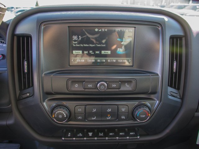 2018 Silverado 3500 Regular Cab DRW 4x4 Platform Body #X5307 - photo 13