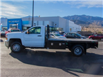 2018 Silverado 3500 Regular Cab DRW 4x4 Platform Body #X5307 - photo 4