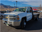 2018 Silverado 3500 Regular Cab DRW 4x4 Platform Body #X5307 - photo 5