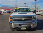 2018 Silverado 3500 Regular Cab DRW 4x4 Platform Body #X5307 - photo 6