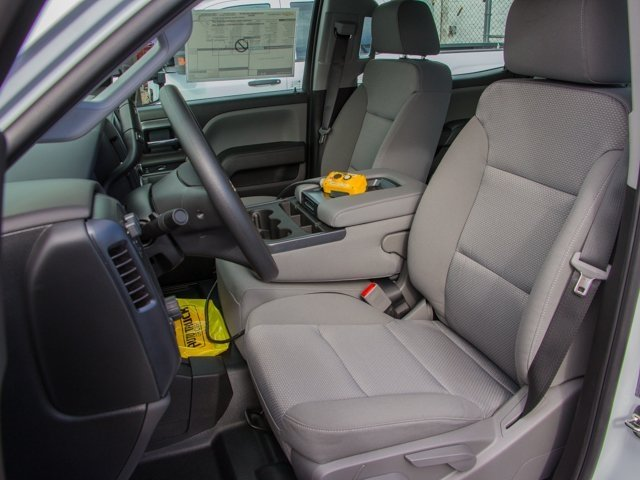 2018 Silverado 3500 Crew Cab DRW 4x4, Rugby Dump Body #X5321 - photo 11