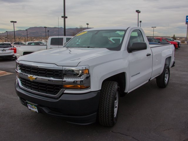 2018 Silverado 1500 Regular Cab, Pickup #X5336 - photo 7