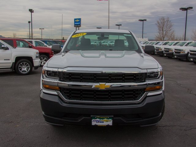 2018 Silverado 1500 Regular Cab, Pickup #X5336 - photo 8