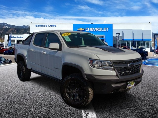 2018 Colorado Crew Cab 4x4, Pickup #X5342 - photo 1