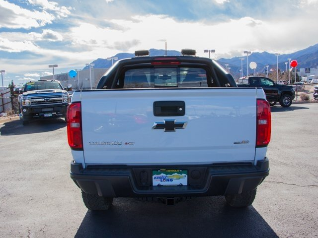 2018 Colorado Crew Cab 4x4, Pickup #X5342 - photo 2