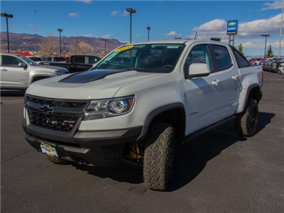 2018 Colorado Crew Cab 4x4, Pickup #X5342 - photo 7