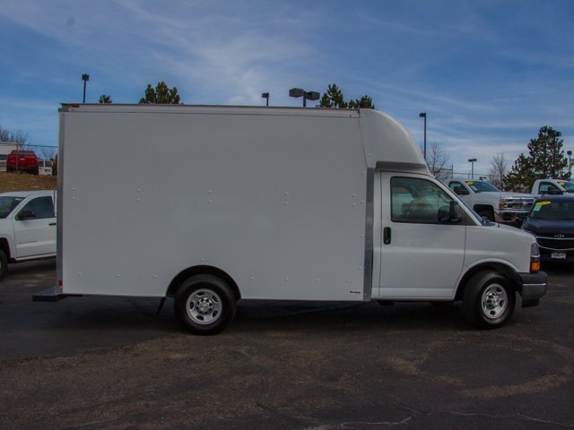 2018 Express 3500, Supreme Spartan Cargo Cutaway Van #X5385 - photo 4