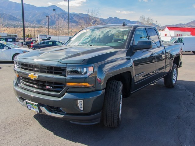 2018 Silverado 1500 Double Cab 4x4,  Pickup #X5402 - photo 7