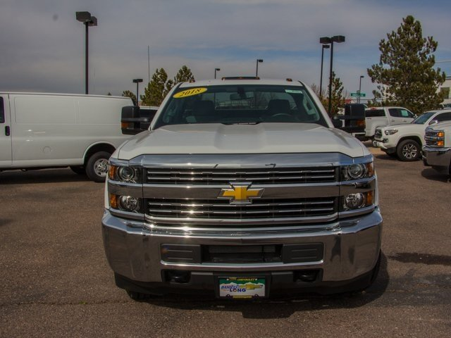 2018 Silverado 2500 Regular Cab 4x4,  Pickup #X5468 - photo 8