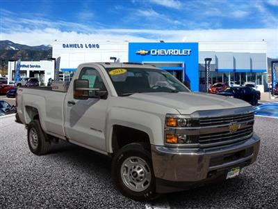 2018 Silverado 2500 Regular Cab 4x4,  Pickup #X5468 - photo 1