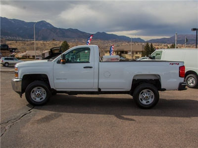 2018 Silverado 2500 Regular Cab 4x4,  Pickup #X5468 - photo 6