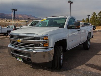 2018 Silverado 2500 Regular Cab 4x4,  Pickup #X5468 - photo 7