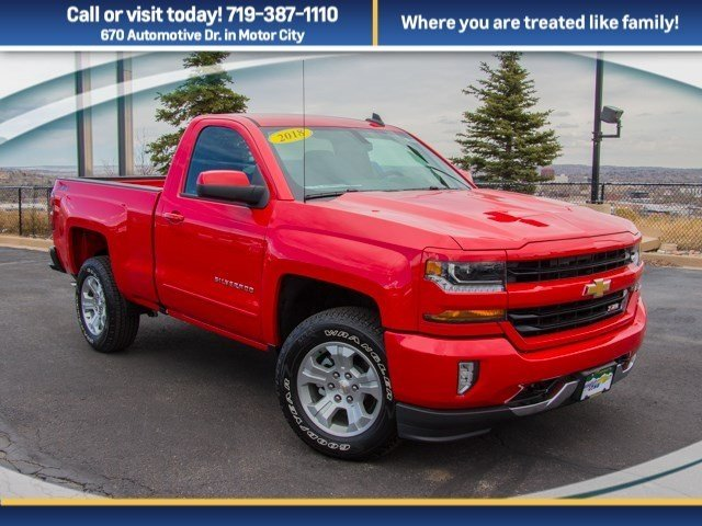 2018 Silverado 1500 Regular Cab 4x4,  Pickup #X5530 - photo 3