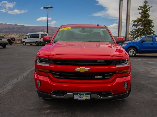 2018 Silverado 1500 Regular Cab 4x4,  Pickup #X5530 - photo 8