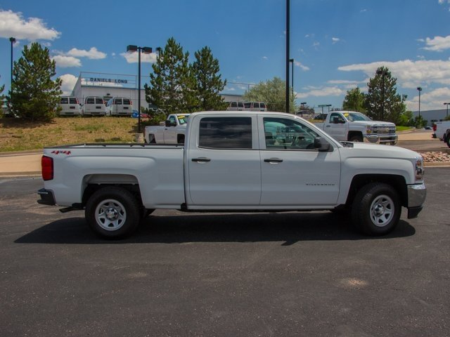 2018 Silverado 1500 Crew Cab 4x4,  Pickup #X5672 - photo 3