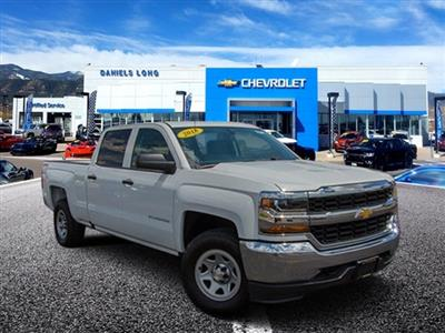2018 Silverado 1500 Crew Cab 4x4,  Pickup #X5672 - photo 1