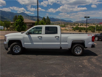 2018 Silverado 1500 Crew Cab 4x4,  Pickup #X5672 - photo 5