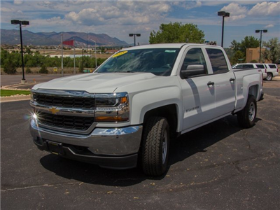 2018 Silverado 1500 Crew Cab 4x4,  Pickup #X5672 - photo 6