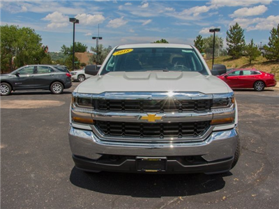 2018 Silverado 1500 Crew Cab 4x4,  Pickup #X5672 - photo 7