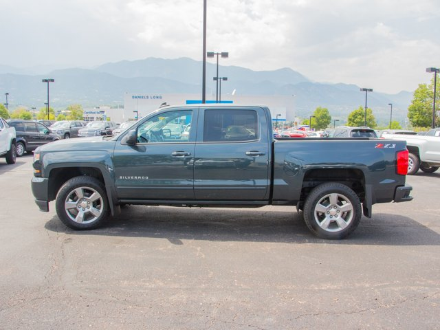 2018 Silverado 1500 Crew Cab 4x4,  Pickup #X5721 - photo 6
