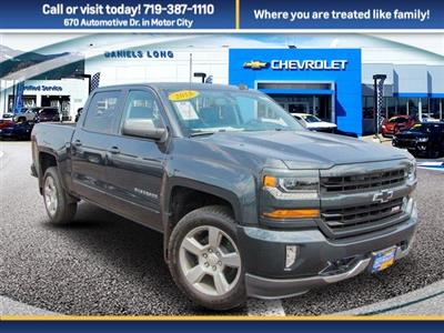2018 Silverado 1500 Crew Cab 4x4,  Pickup #X5721 - photo 1