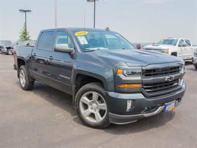 2018 Silverado 1500 Crew Cab 4x4,  Pickup #X5721 - photo 2