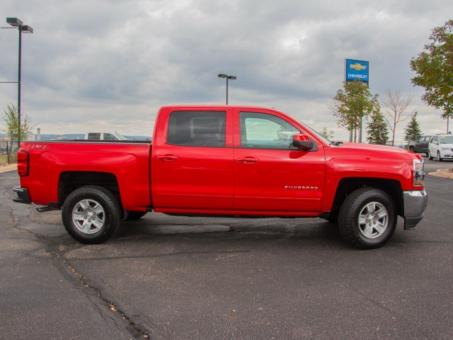 2018 Silverado 1500 Crew Cab 4x4,  Pickup #X5742 - photo 3