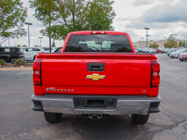 2018 Silverado 1500 Crew Cab 4x4,  Pickup #X5742 - photo 2
