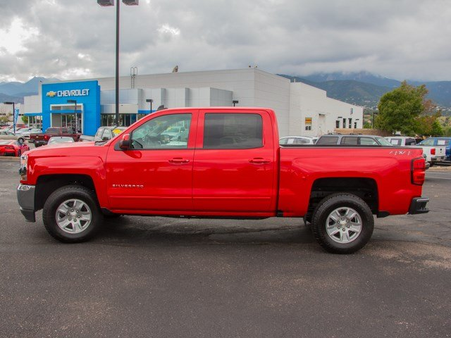 2018 Silverado 1500 Crew Cab 4x4,  Pickup #X5742 - photo 6