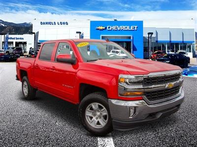 2018 Silverado 1500 Crew Cab 4x4,  Pickup #X5742 - photo 4