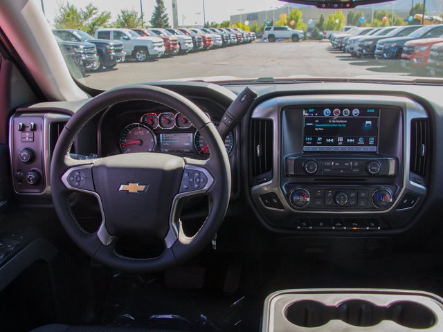 2018 Silverado 1500 Crew Cab 4x4,  Pickup #X5754 - photo 13