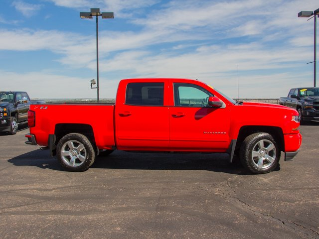 2018 Silverado 1500 Crew Cab 4x4,  Pickup #X5754 - photo 3