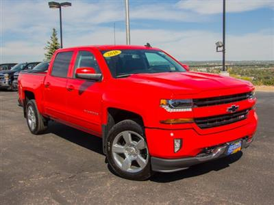 2018 Silverado 1500 Crew Cab 4x4,  Pickup #X5754 - photo 4