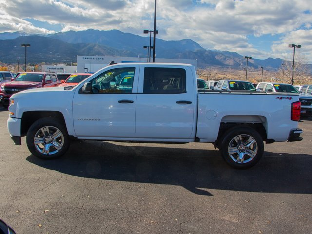 2018 Silverado 1500 Crew Cab 4x4,  Pickup #X5780 - photo 3