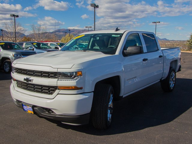 2018 Silverado 1500 Crew Cab 4x4,  Pickup #X5780 - photo 7