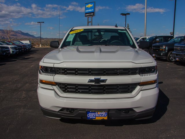 2018 Silverado 1500 Crew Cab 4x4,  Pickup #X5780 - photo 8