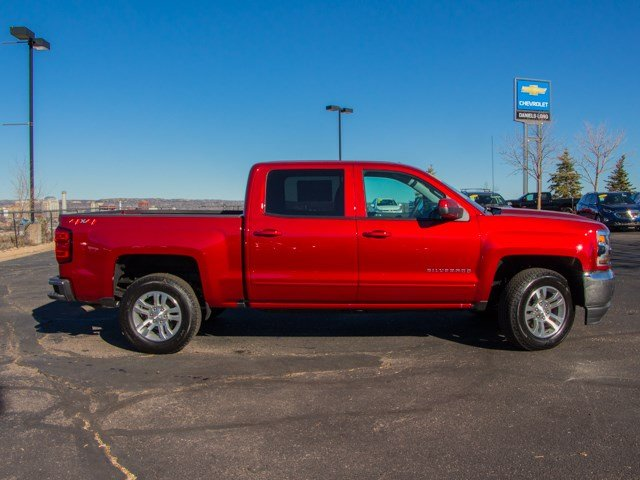 2018 Silverado 1500 Crew Cab 4x4,  Pickup #X5787 - photo 4