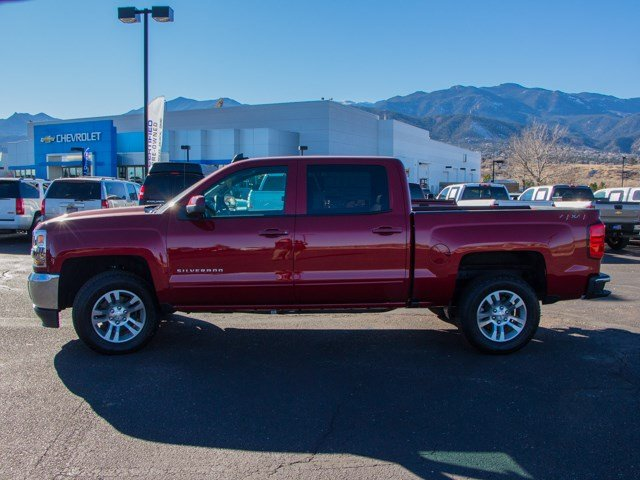 2018 Silverado 1500 Crew Cab 4x4,  Pickup #X5787 - photo 3