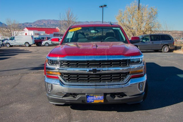 2018 Silverado 1500 Crew Cab 4x4,  Pickup #X5787 - photo 8