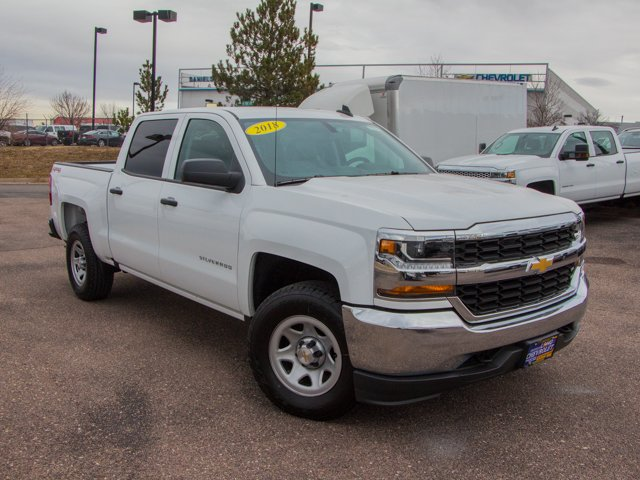 2018 Silverado 1500 Crew Cab 4x4,  Pickup #X5796 - photo 5