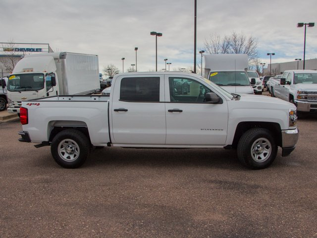 2018 Silverado 1500 Crew Cab 4x4,  Pickup #X5796 - photo 6