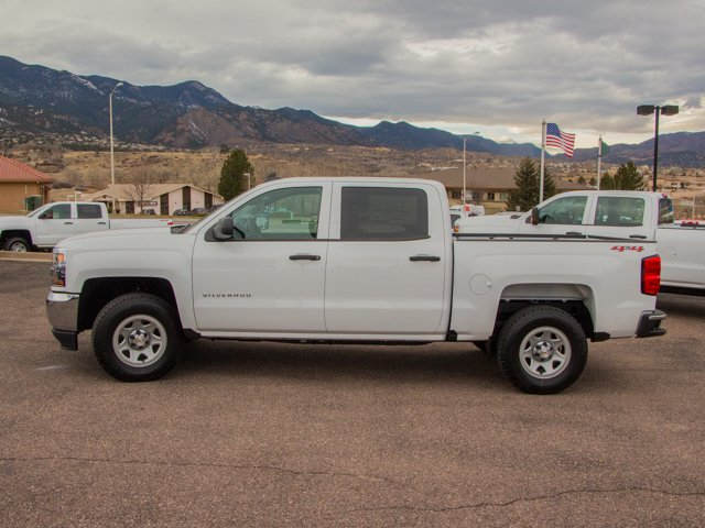 2018 Silverado 1500 Crew Cab 4x4,  Pickup #X5796 - photo 3