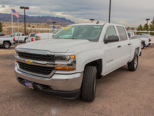 2018 Silverado 1500 Crew Cab 4x4,  Pickup #X5796 - photo 7