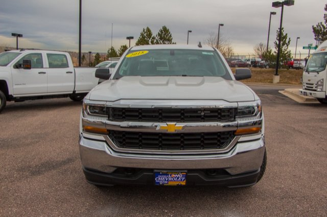 2018 Silverado 1500 Crew Cab 4x4,  Pickup #X5796 - photo 8