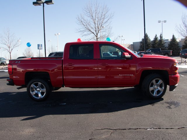 2018 Silverado 1500 Crew Cab 4x4,  Pickup #X5816 - photo 6