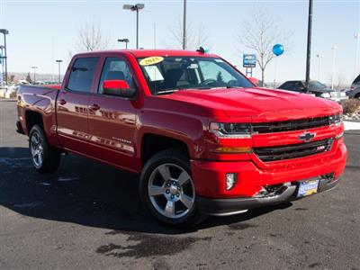 2018 Silverado 1500 Crew Cab 4x4,  Pickup #X5816 - photo 5