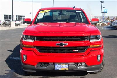 2018 Silverado 1500 Crew Cab 4x4,  Pickup #X5816 - photo 8