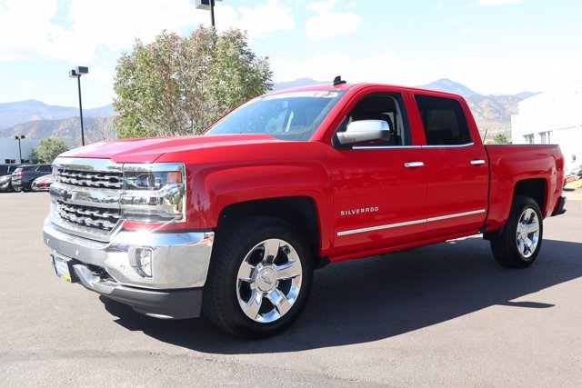 2018 Silverado 1500 Crew Cab 4x4,  Pickup #X5817 - photo 2